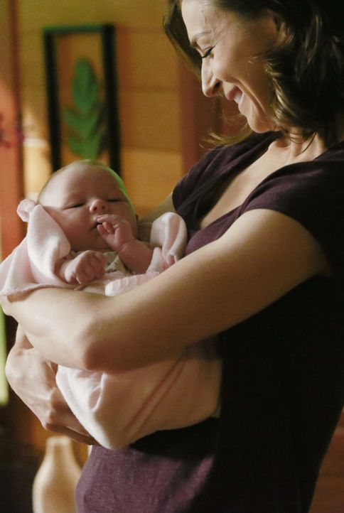 Meredith hat ihr Baby zur Welt gebracht. Gemeinsam mit Amelia (Caterina Scorsone) versucht sie nun, über den Tod von Derek hinwegzukommen ... - Bildquelle: ABC Studios