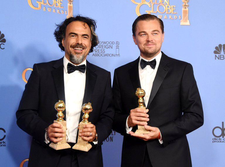 GG-Gewinner-160110-Inarritu-diCaprio-getty-AFP - Bildquelle: getty-AFP