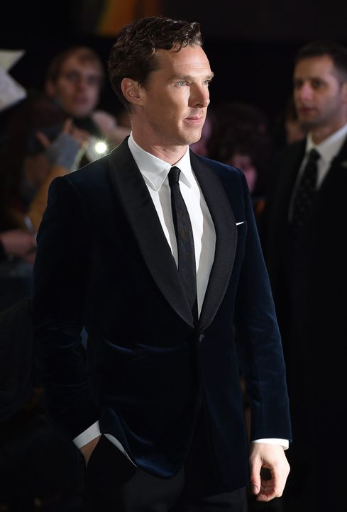Benedict-Cumberbatch-2-14-12-01-London-dpa - Bildquelle: dpa