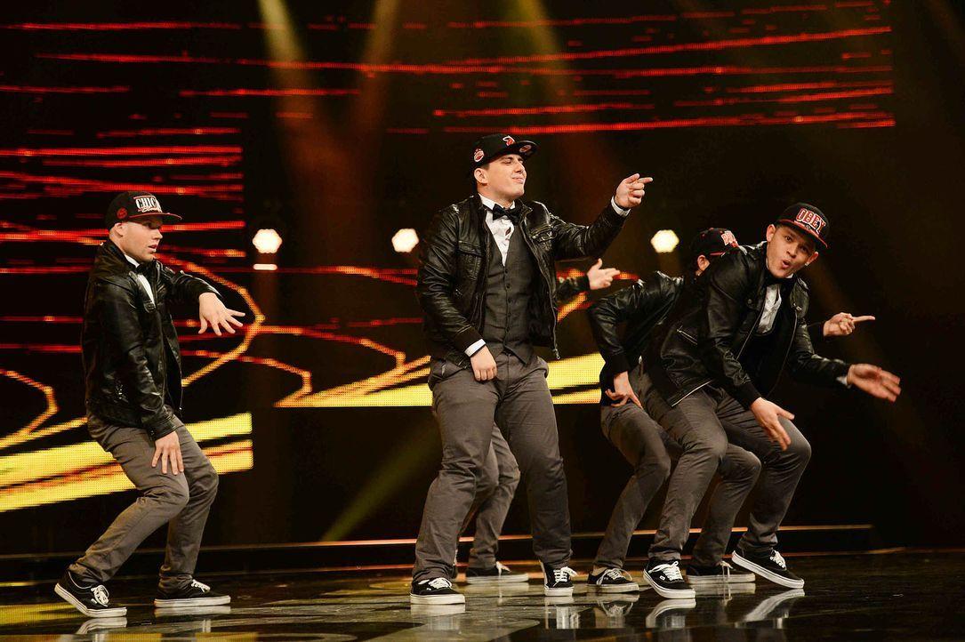 Got-To-Dance-Ginseng-Dance-Crew-03-SAT1-ProSieben-Willi-Weber - Bildquelle: SAT.1/ProSieben/Willi Weber