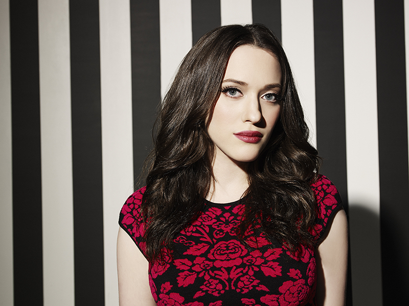 2BrokeGirls_Promo-Bilder_Staffel3_KatDennings_01_Warner