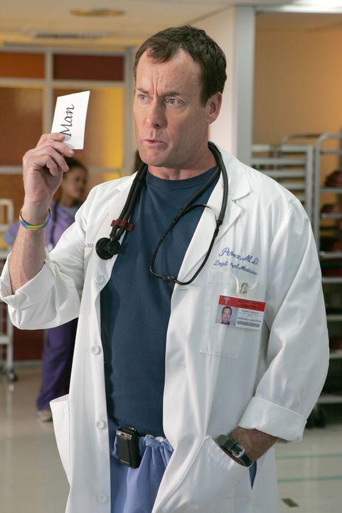 J.D. ist inzwischen zum Facharzt aufgestiegen und steht somit auf der gleichen Stufe wie Dr. Cox (John C. McGinley), was dieser natürlich ganz und... - Bildquelle: Touchstone Television