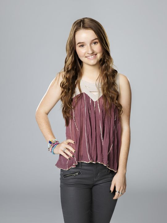 (5. Staffel) - Eve Baxter (Kaitlyn Dever) - Bildquelle: 2015-2016 American Broadcasting Companies. All rights reserved.