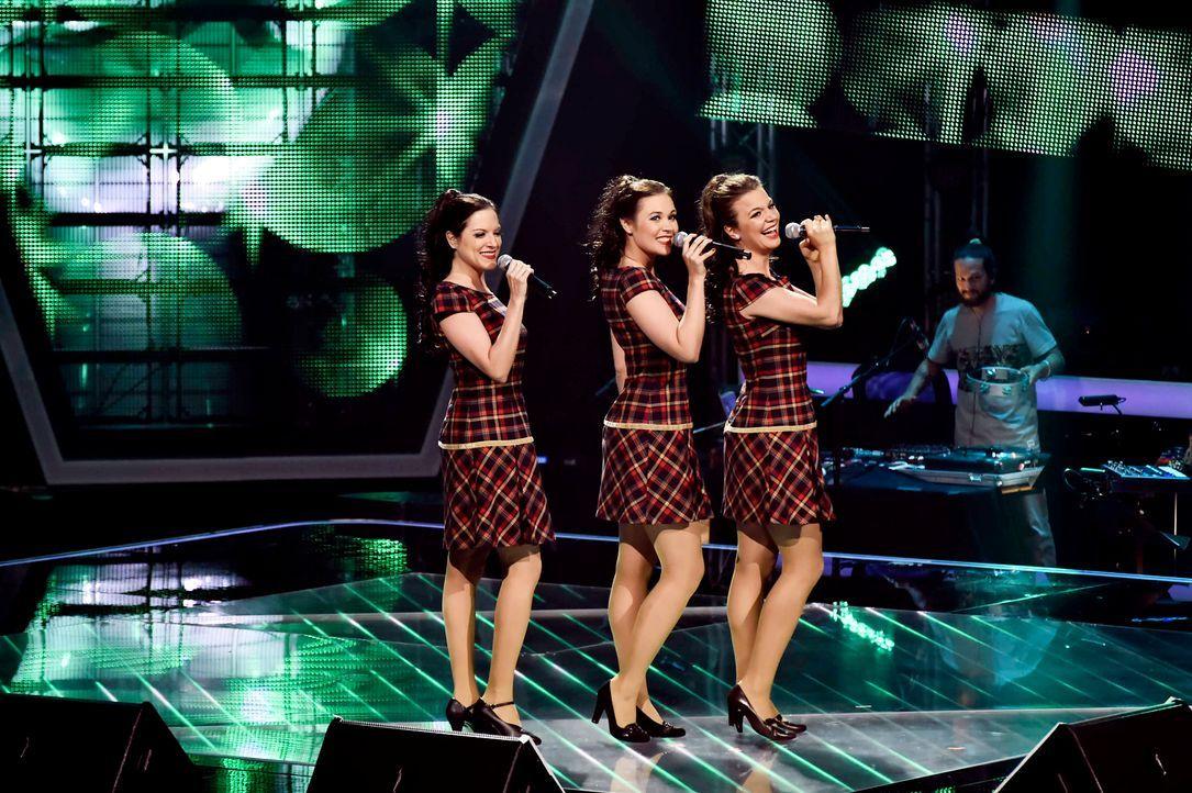 TVOG-Stf05-Die-Ladys-07-SAT1-ProSieben-Claudius-Pflug - Bildquelle: SAT.1/ProSieben/Claudius Pflug
