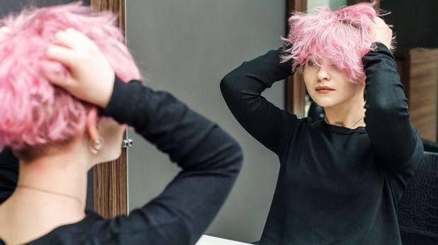 Keine kaputten Haare durch das Färben