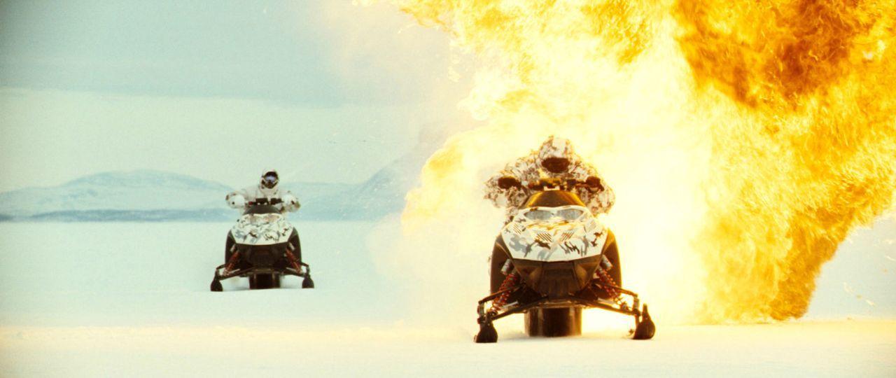 Verfolgungsjagd auf Eis ... - Bildquelle: 2008 BABYLON A.D SAS / BABYLON FILMS LIMITED / STUDIOCANAL / M6 FILMS