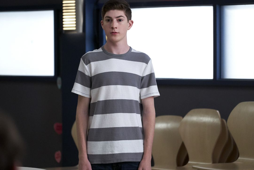 Ray DiMeo (Mason Cook) - Bildquelle: 2018-2019 American Broadcasting Companies. All rights reserved.
