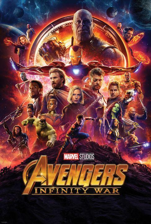 Avengers: Infinity War - Artwork - Bildquelle: Marvel Studios 2018
