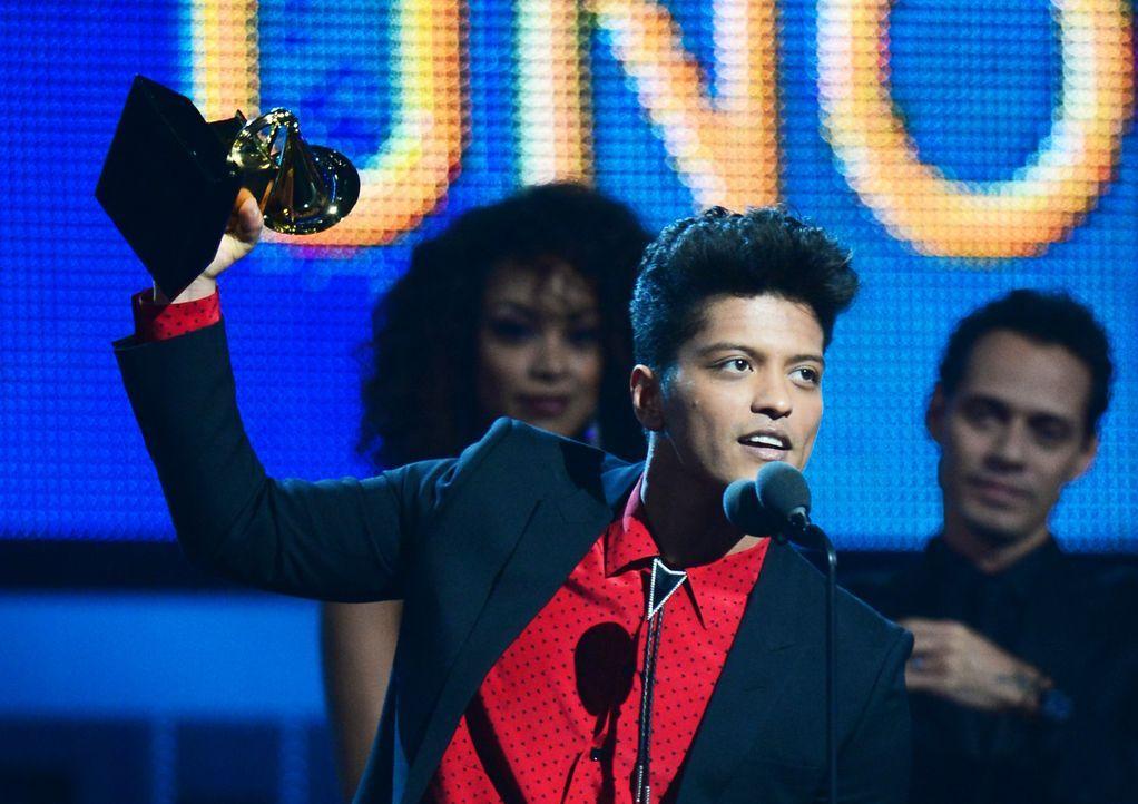 Grammy-Awards-Bruno-Mars-14-01-26-AFP - Bildquelle: AFP
