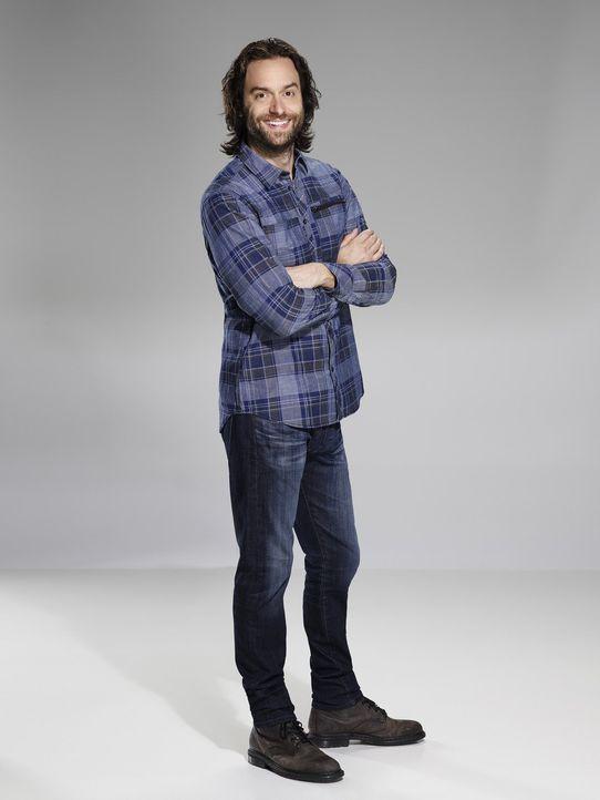(3. Staffel) - Bei ihm ist immer was los: der selbstbewusste und gutaussehende Danny (Chris D'Elia) ... - Bildquelle: Warner Brothers