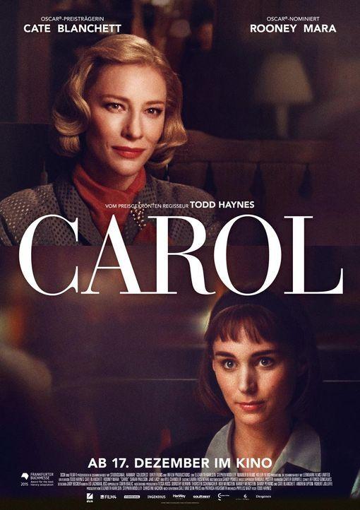 Carol-Plakat-DCM-Film-Dist-GmbH - Bildquelle: DCM Film Distribution GmbH