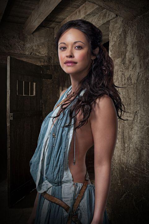 Persönliche Sklavin von Lucretia: Melissa (Marisa Ramirez) ... - Bildquelle: 2010 Starz Entertainment, LLC