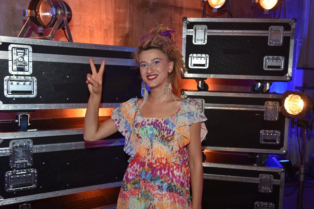 Ep2_Natia_Backstage - Bildquelle: SAT.1/ProSieben/Andre Kowalski