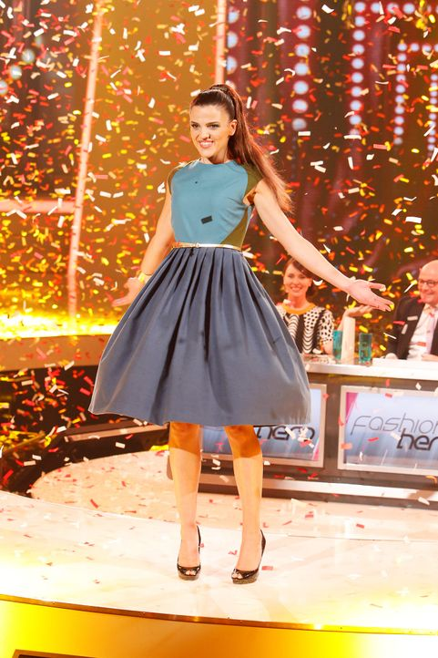Fashion-Hero-Epi02-Show-084-ProSieben-Richard-Huebner - Bildquelle: ProSieben / Richard Huebner