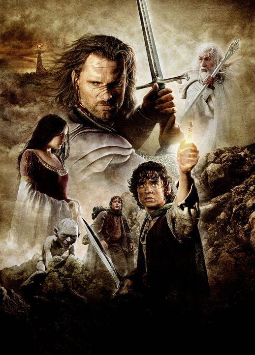 Das einst mächtige Reich Gondor braucht dringend einen neuen König. Aragorn (Viggo Mortensen) muss sich seinem Schicksal stellen ... - Bildquelle: Warner Bros.