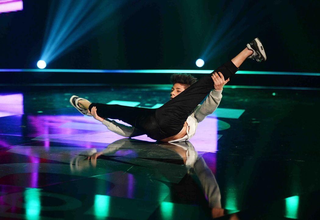 Got-To-Dance-Ferhat-Satan-02-SAT1-ProSieben-Willi-Weber - Bildquelle: SAT.1/ProSieben/Willi Weber