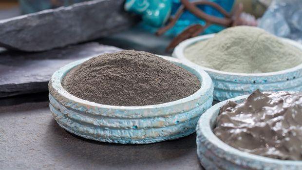 Heilerde ist reich an Spurenelementen & beinhaltet wertvolle Mineralien