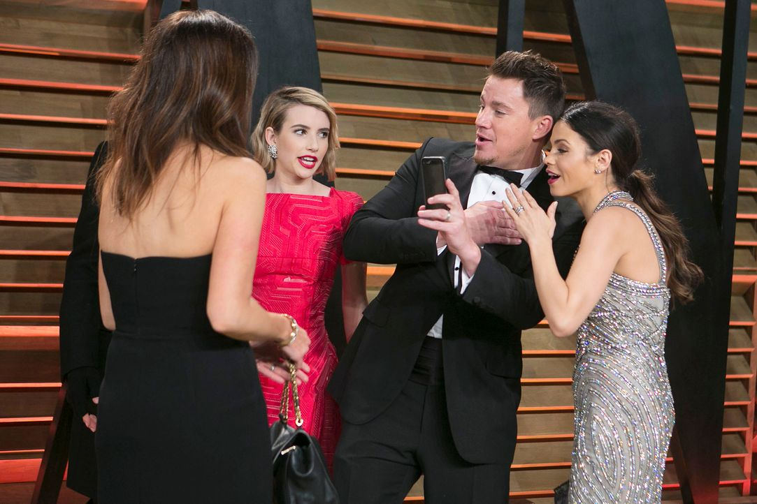 Oscars-Vanity-Fair-Party-Channing-Tatum-140302-AFP - Bildquelle: AFP