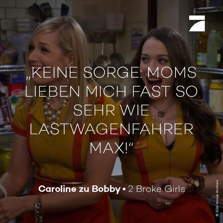 Caroline Staffel 6 Episode 17 - Bildquelle: Warner Bros. Television