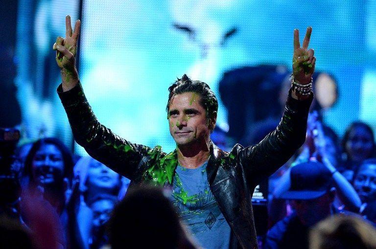 Nickelodeon-16-John-Stamos-getty-AFP - Bildquelle: getty-AFP