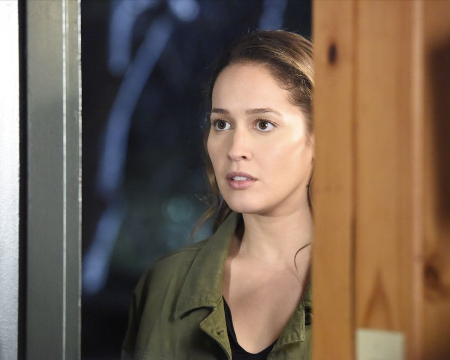 Andy Herrera (Jaina Lee Ortiz) - Bildquelle: Bonnie Osborne 2020 American Broadcasting Companies, Inc. All rights reserved. / Bonnie Osborne