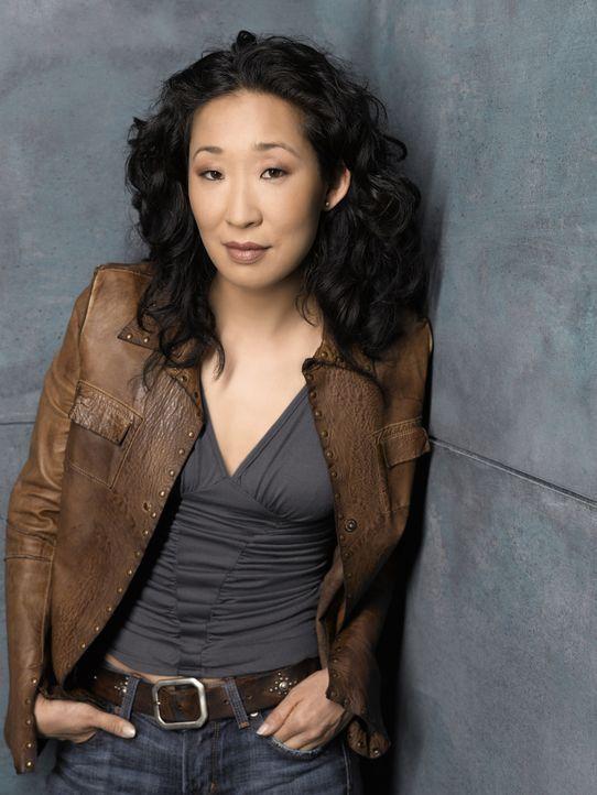 (3. Staffel) - Zwischen Beinahe-Zusammenbrüchen und Erfolgserlebnissen schlägt sich Dr. Cristina Yang (Sandra Oh) durch den harten Alltag ... - Bildquelle: Bob D'Amico Touchstone Television