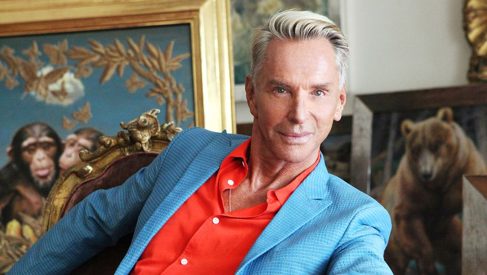 hübsch und bunt suche nach echtem heiße Produkte Wolfgang Joop bei Germany's next Topmodel