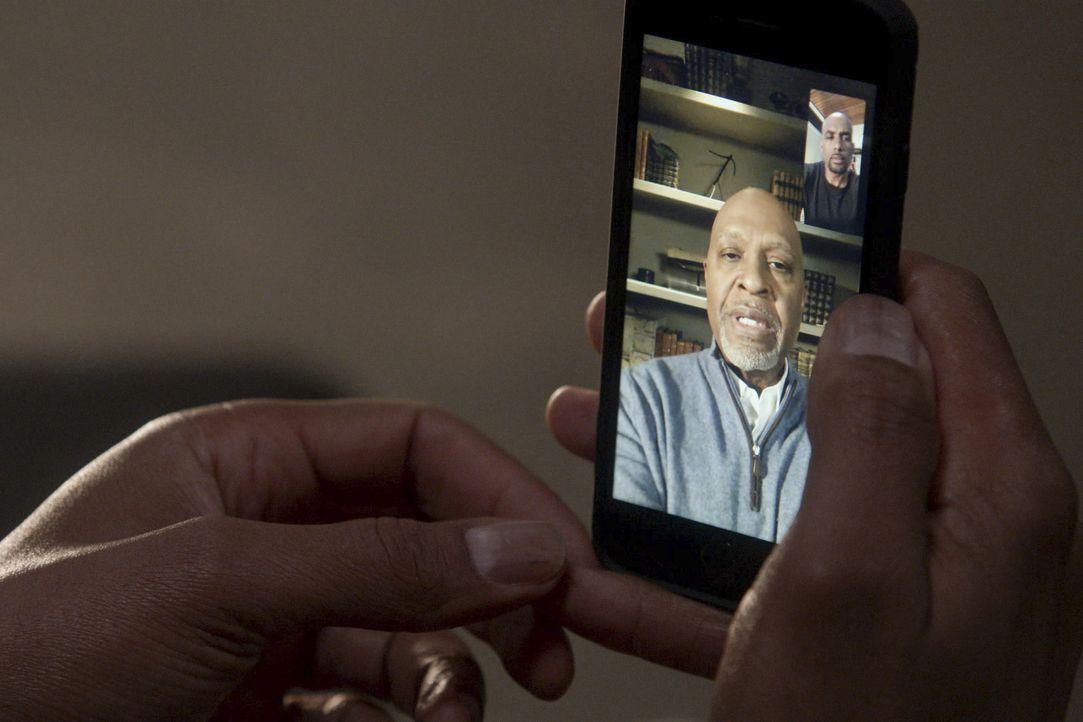 Richard Webber (James Pickens jr.) - Bildquelle: 2021 American Broadcasting Companies, Inc. All rights reserved.