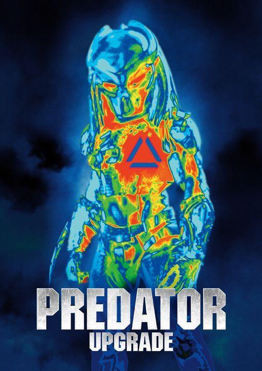 Artwork - Predator - Upgrade - Bildquelle: 2018 Twentieth Century Fox Film Corporation.  All rights reserved.