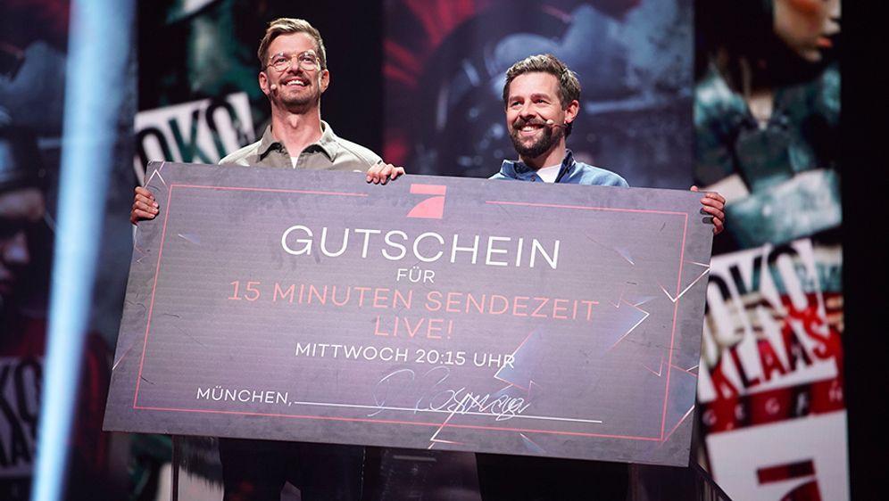 - Bildquelle: ProSieben / Stefan Gregorowius
