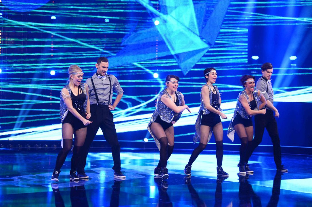 Got-To-Dance-CreaTionZ-07-SAT1-ProSieben-Willi-Weber - Bildquelle: SAT.1/ProSieben/Willi Weber