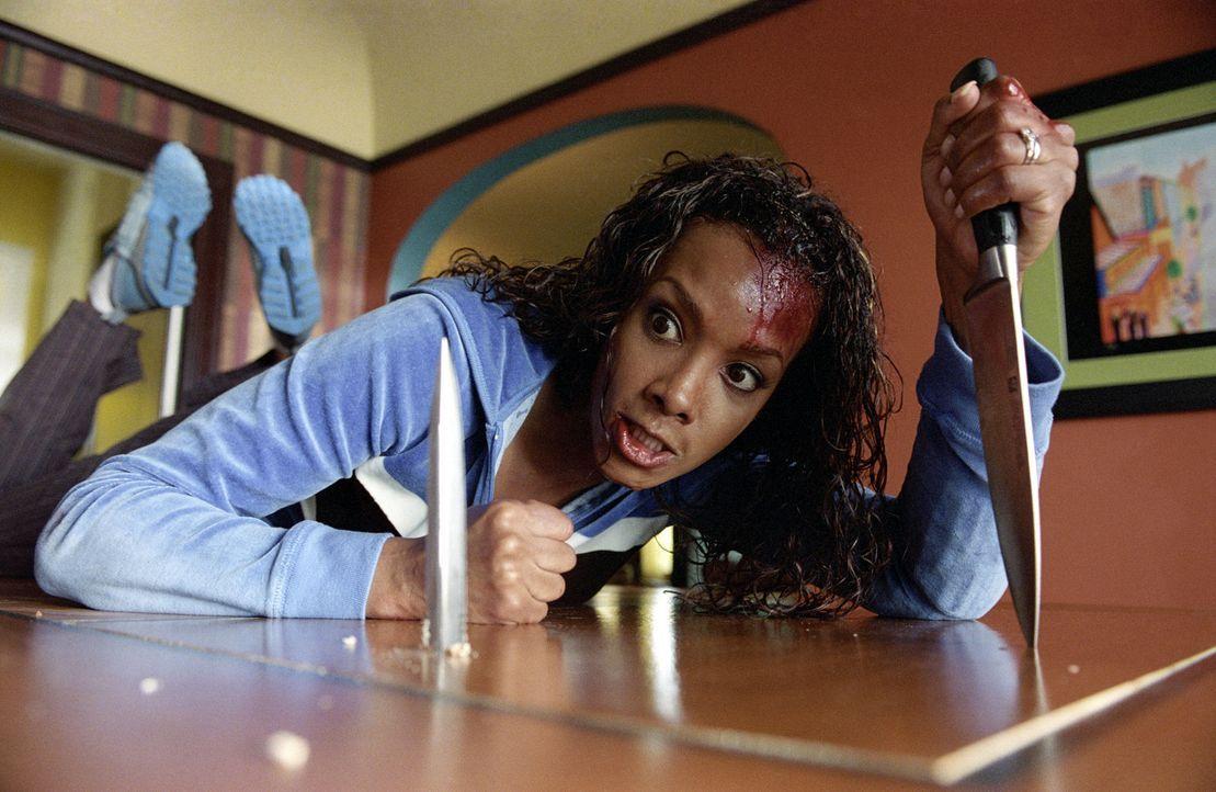 Eines Tages erhält Vernita Green (Vivicia A. Fox) einen todgeglaubten Überraschungsgast ... - Bildquelle: Miramax Films/Dimension Films. All Rights Reserved.