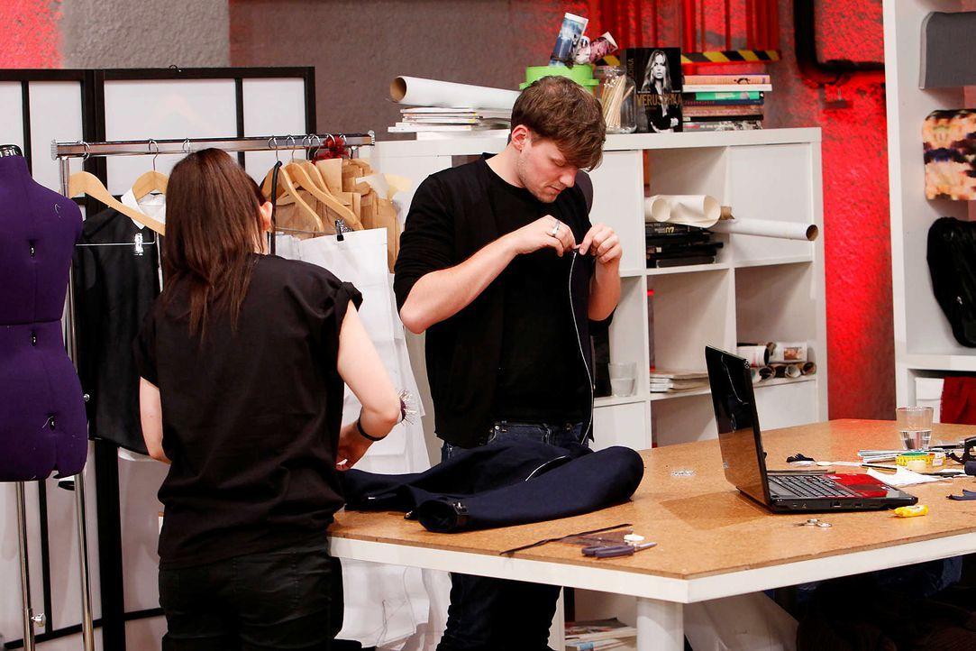 Fashion-Hero-Epi05-Atelier-60-ProSieben-Richard-Huebner - Bildquelle: Richard Huebner