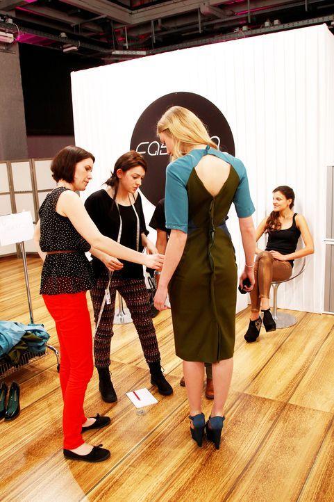 Fashion-Hero-Epi02-Atelier-69-Richard-Huebner - Bildquelle: ProSieben / Richard Huebner