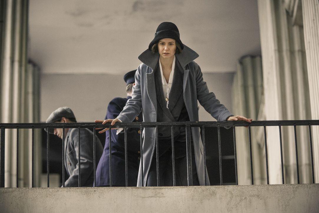 Tina Goldstein (Katherine Waterston) - Bildquelle: Warner Bros.