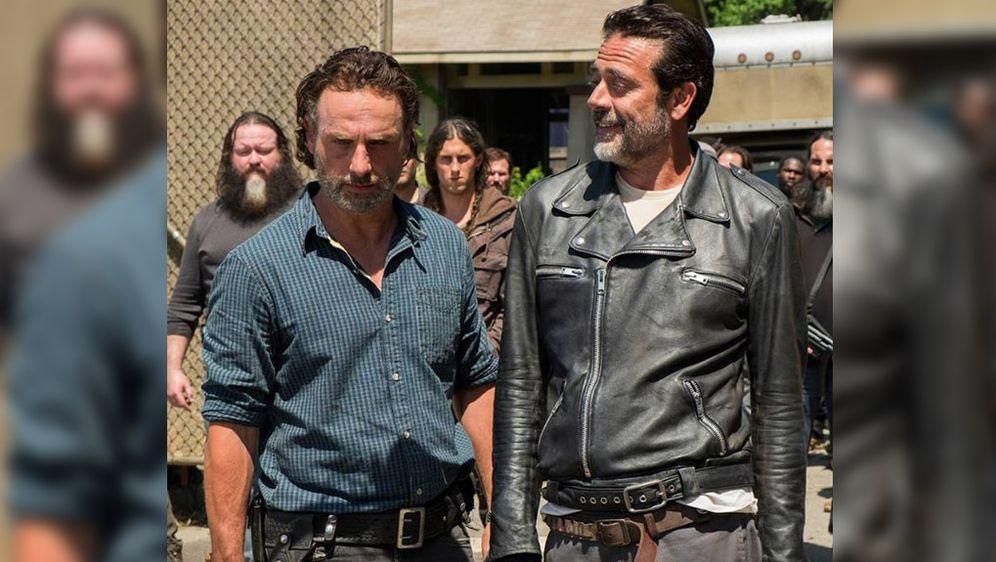 The Walking Dead Staffel 7 Serienstream