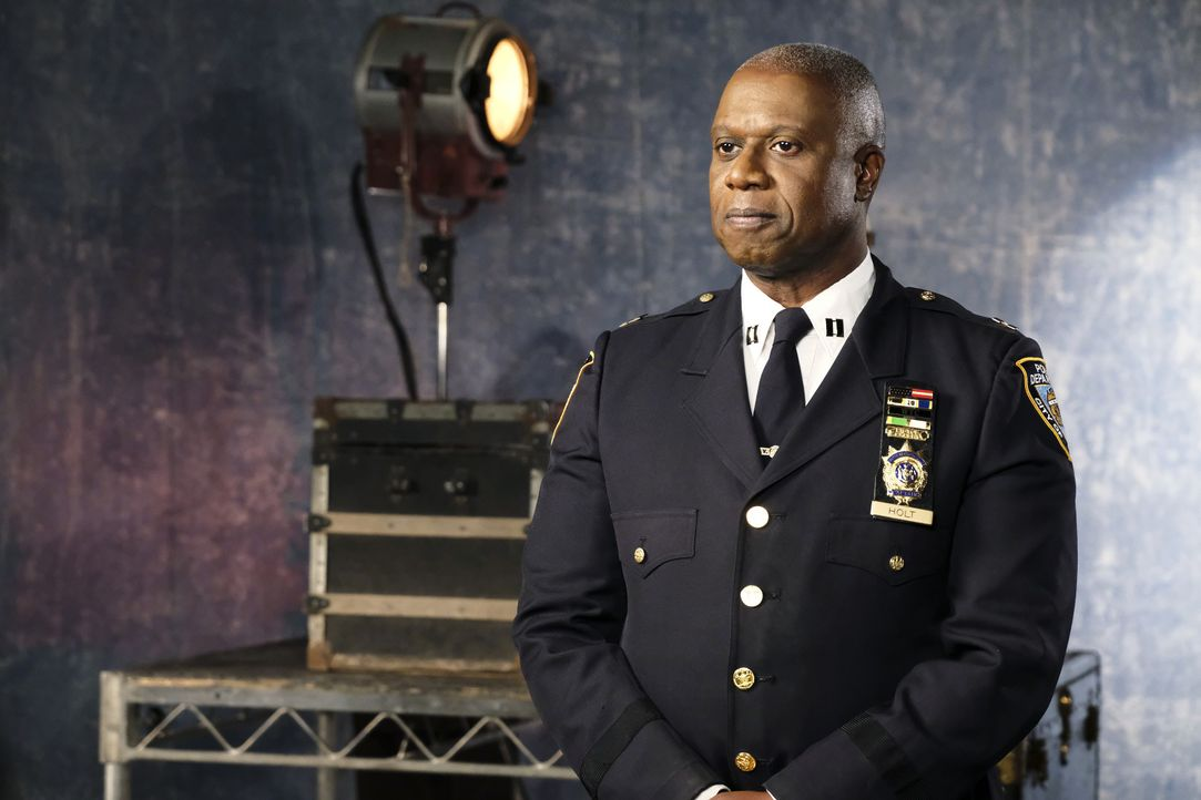 (6. Staffel) - Captain Ray Holt (André Braugher) - Bildquelle: Trae Patton 2019 UNIVERSAL TELEVISION LLC. All rights reserved. / Trae Patton