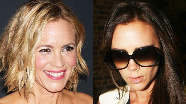 Top: Maria Bello+++Flop: Victoria Beckham - Bildquelle: WENN.com