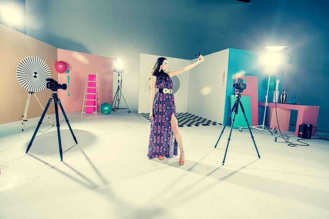 GNTM-Stf10-online-shooting-Ariana-01-Martin-Bauendahl - Bildquelle: Martin Bauendahl