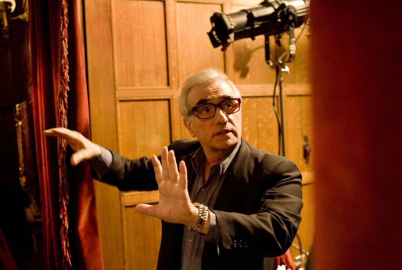 Regisseur Martin Scorsese bei den Dreharbeiten ... - Bildquelle: 2010 Concorde Filmverleih GmbH