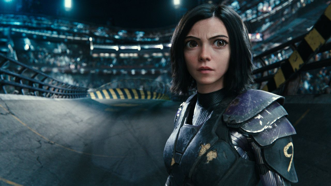 Alita (Rosa Salazar) - Bildquelle: 2019 Twentieth Century Fox Film Corporation.  All rights reserved.