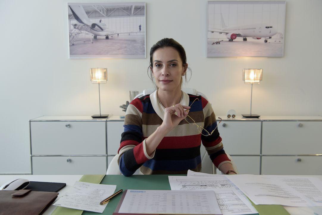 Sabine Grünberg (Doris Golpashin) - Bildquelle: Christiane Pausch ProSieben / Christiane Pausch