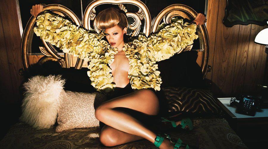 Platz 9: Beyoncé Knowles
