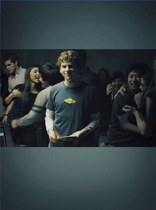 Noch ahnt Harvard-Student Mark Zuckerberg (Jesse Eisenberg) nicht, dass sein zukünftiger Weg nicht nur gesäumt ist von Partys und Erfolgen, sonder... - Bildquelle: 2010 Columbia Pictures Industries, Inc. and Beverly Blvd LLC. All Rights Reserved.