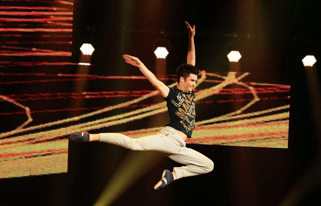 Got-To-Dance-Markus-06-SAT1-ProSieben-Willi-Weber - Bildquelle: SAT.1/ProSieben/Willi Weber