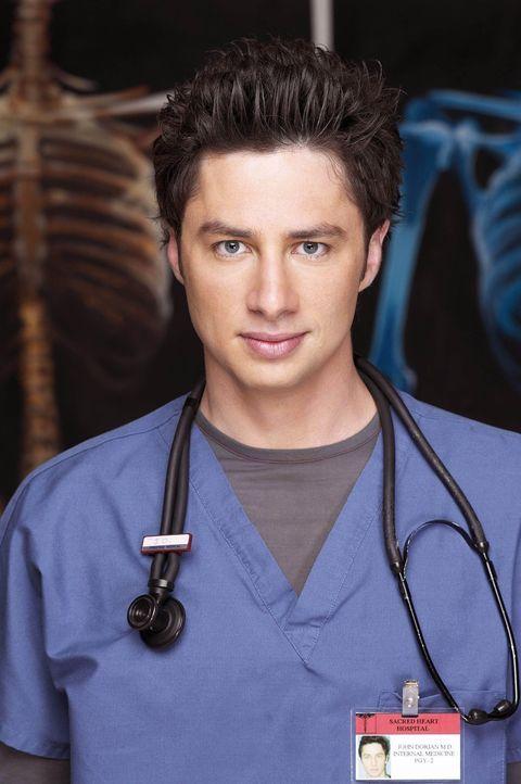 (3. Staffel) - Das erste Jahr ist überstanden. Neue Überraschungen und Betätigungsfelder warten auf den engagierten Arzt John Dorian (Zach Braff) ..... - Bildquelle: Touchstone Television
