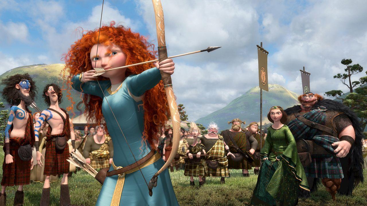 Merida – Legende der Highlands - Bildquelle: picture alliance / Disney Pixar