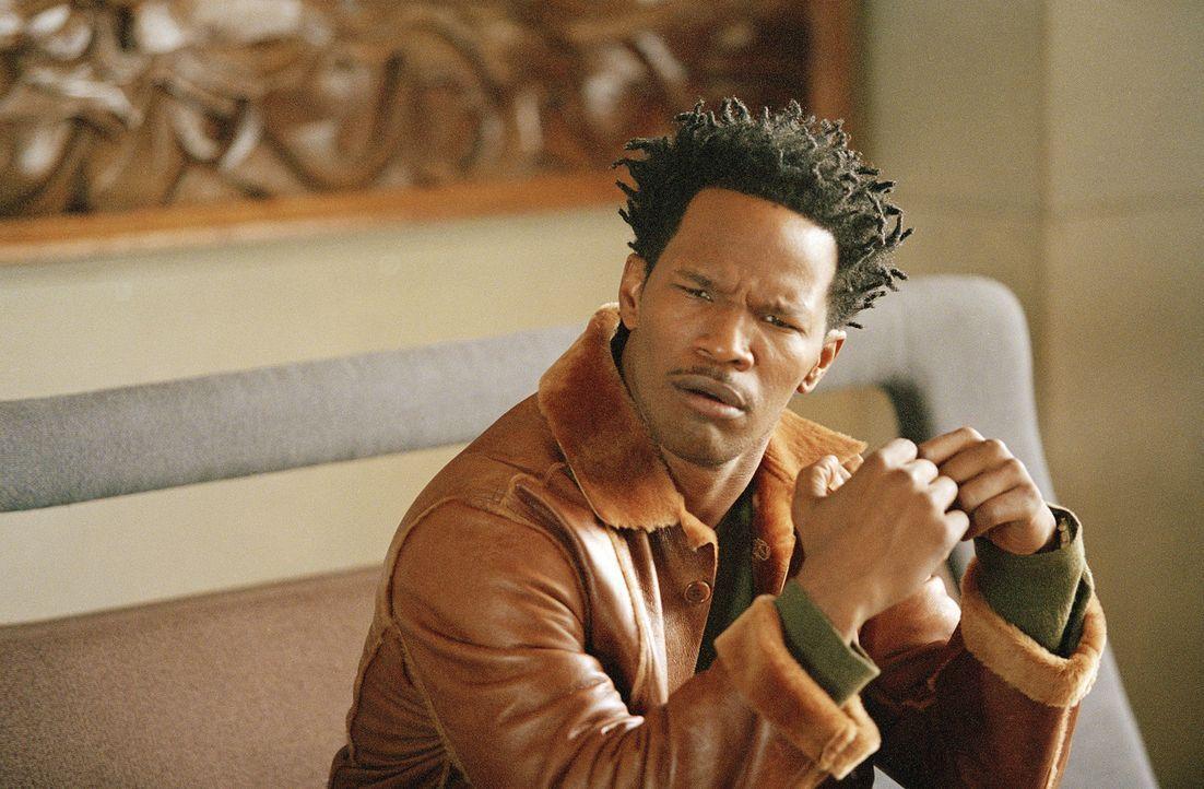 Völlig genervt von seinem Chef beschließt Autor Quincy (Jamie Foxx) zu kündigen, um einen Ratgeber zum Thema Trennungen zu schreiben. Wider Erwar... - Bildquelle: 2006 Sony Pictures Television International.