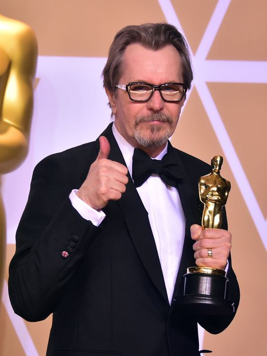 Gary-Oldman-AFP - Bildquelle: AFP PHOTO / FREDERIC J. BROWN
