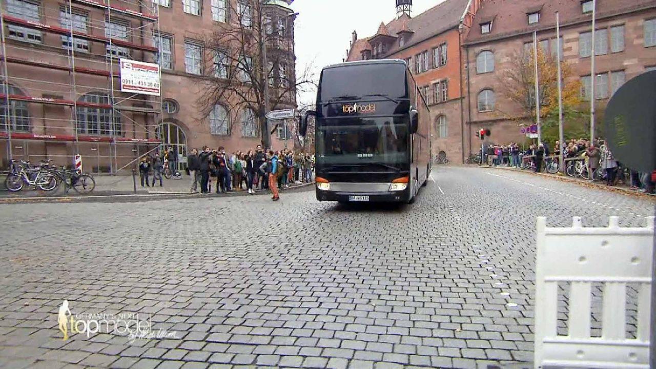 GNTM-10-Sendung02_049 - Bildquelle: ProSieben